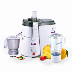 HANS Juicer/Mixer/Grinder Platinum Plus 900Watts