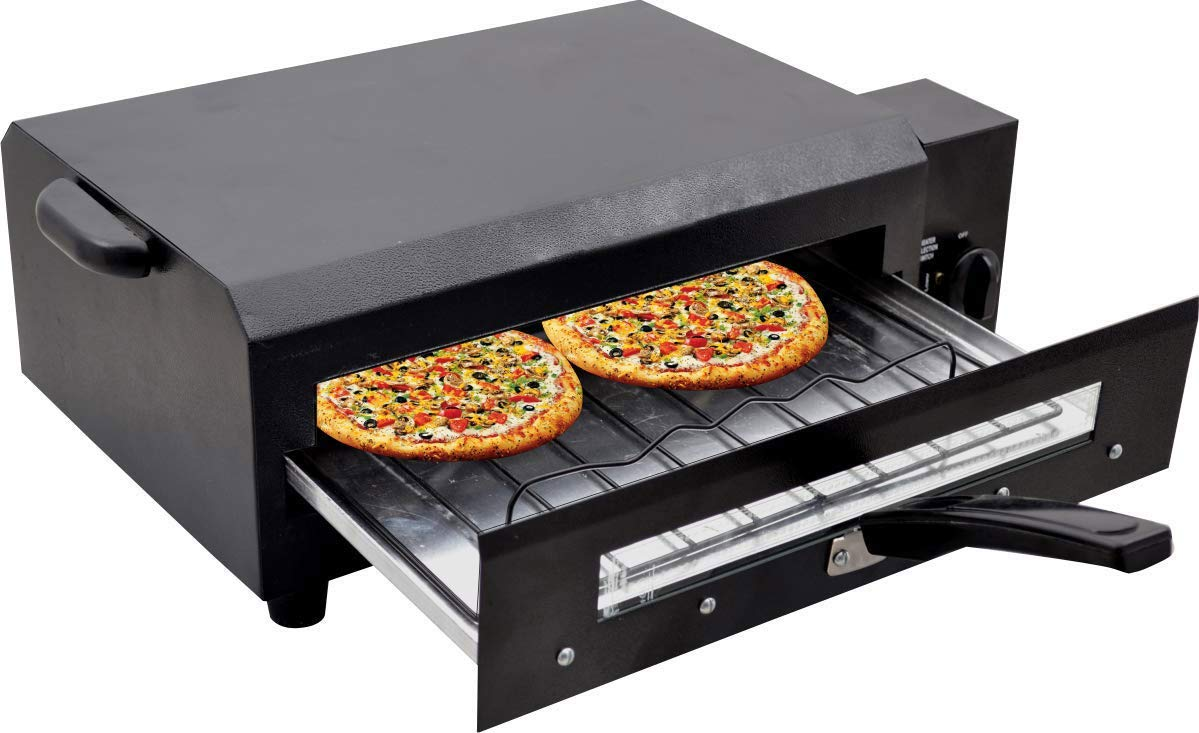 HOW TO MAKE PIZZA IN ELECTRIC TANDOOR?